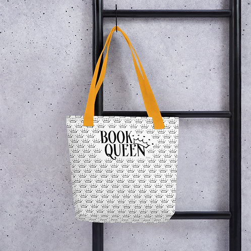 Book Queen | Tote bag