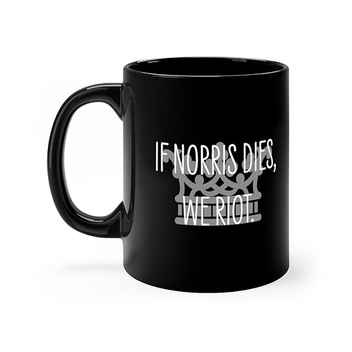 Norris Fan Club 11 oz. Mug