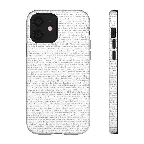 The Promise Phone Case (iPhone and Samsung)