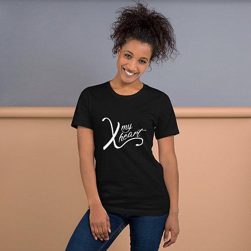 X my heart | Short-Sleeve Unisex T-Shirt