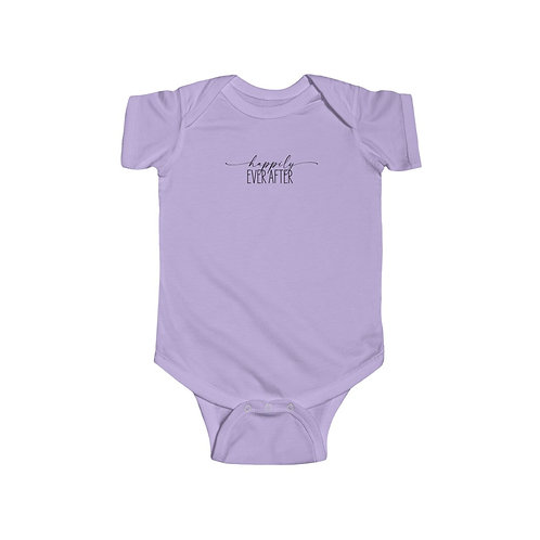 Happily Ever After | Infant Onesie (multiple colors)