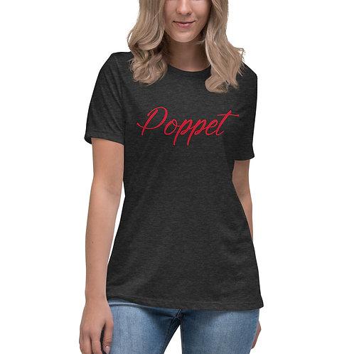 Poppet   Women's Relaxed T-Shirt