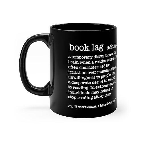 Book Lag 11oz Mug