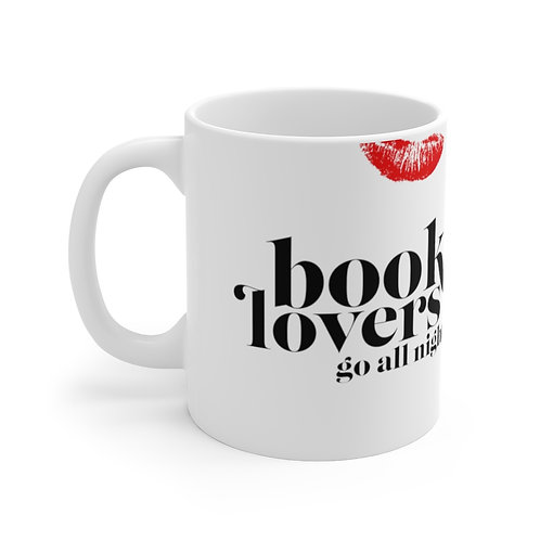 Book Lovers 11 oz. Mug