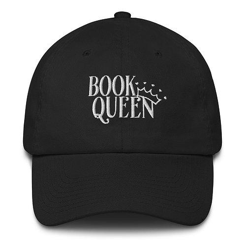 Book Queen | Embroidered Baseball Cap