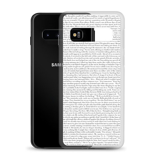 The Promise | Samsung Case
