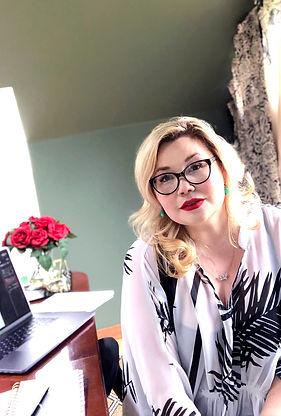 Geneva Lee author photo