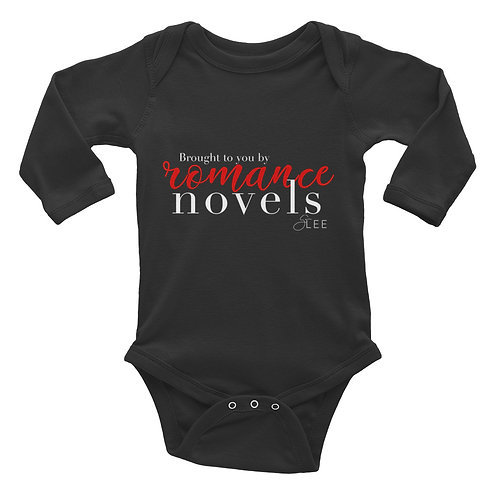 Brought To You By | Infant Long Sleeve Bodysuit