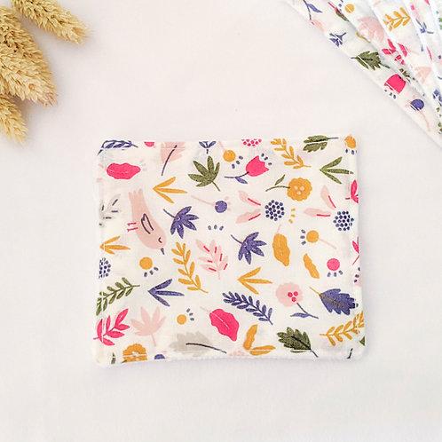 Lingette fleurie