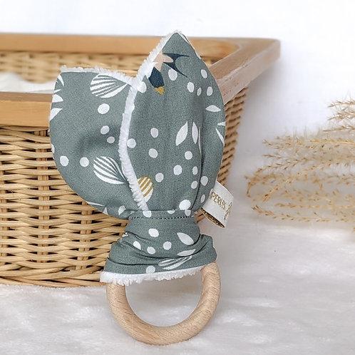 Hochet hirondelle bleue grise