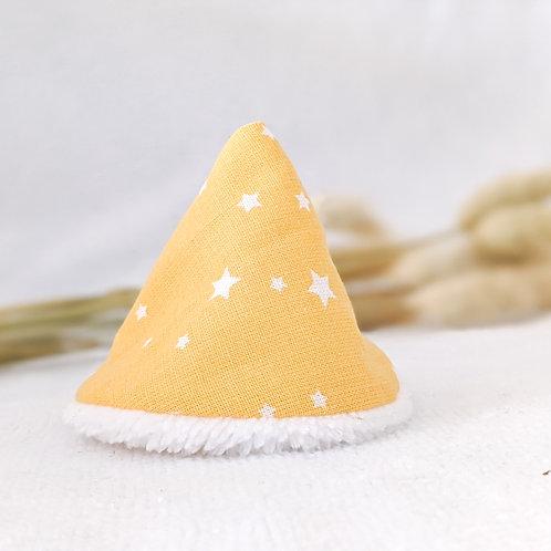 Tipi pipi étoile jaune