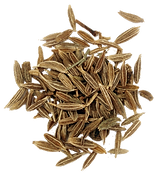Cumin is a common spice in falafel