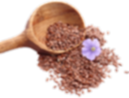 krispeas contain flax seeds