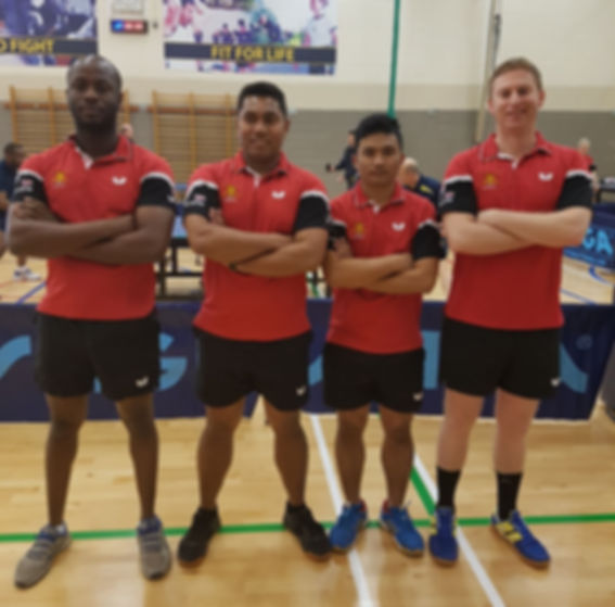 Table Tennis - InterServices Championshi