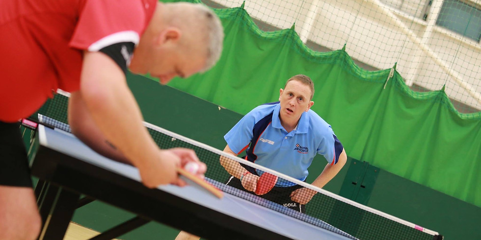 POSTPONED NEW DATE TBC - Inter-Services Table Tennis Championships 2020
