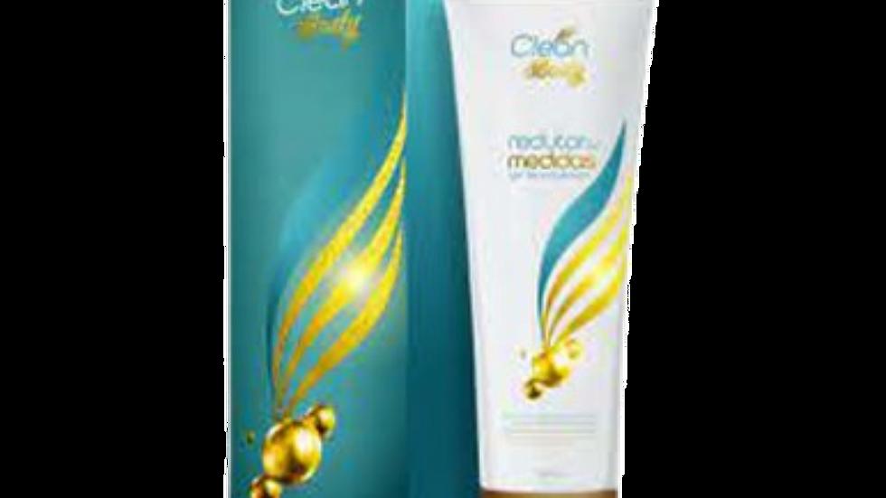GEL REDUTOR DE MEDIDAS CLEAN BODY