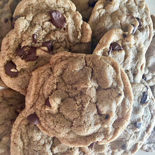 Mom's Classic Chocolate Chip Cookies
