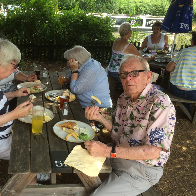 2018-07-26 lunch on the boat trip