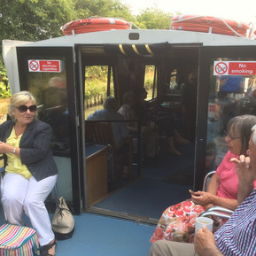 2018-07-26  relaxed day on the canal