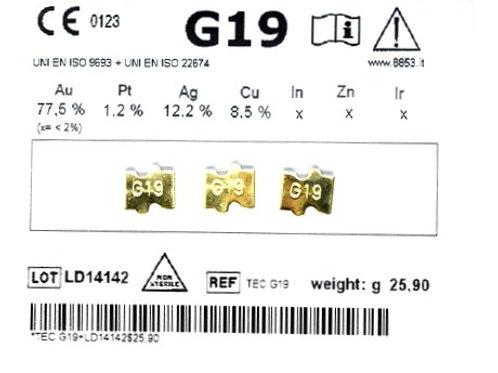 G19 Gusslegierung