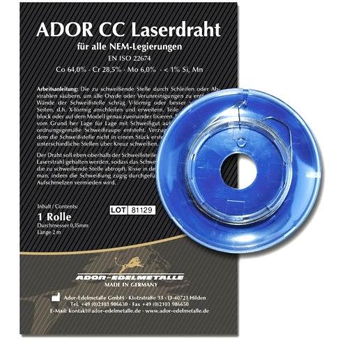ADOR NEM-Laserdraht (2m)