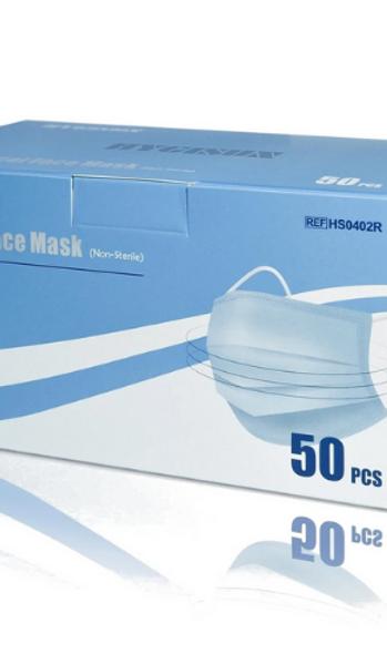 Mundschutzmaske Typ II R 3-lagig