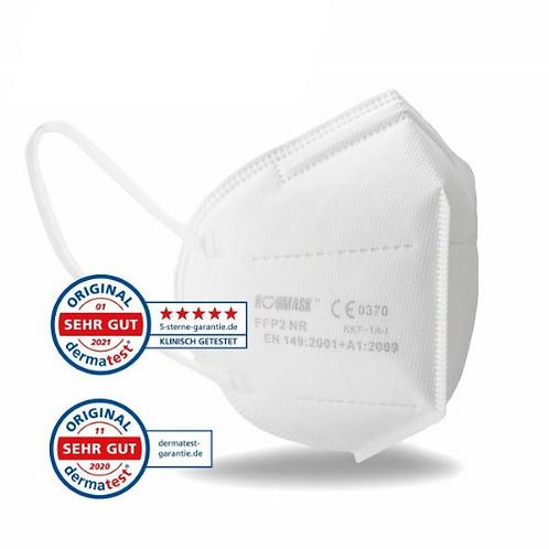 FFP2-Gesichtsmasken - CE-zertifiziert - einzeln verpackt