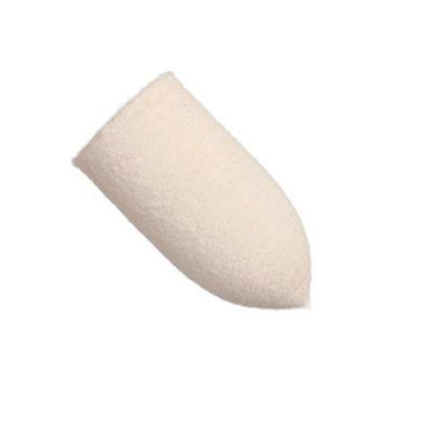 Hatho Filzpolierkörper 15x30mm, filz, 173, Packung 8 Stück