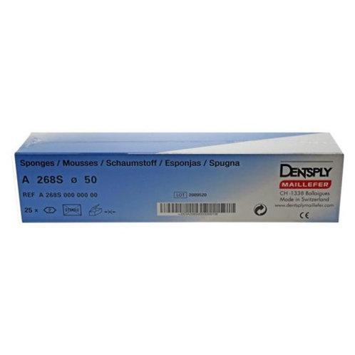 25Stk. Dentsply Schaumstoffeinsatz für Clean-Stand