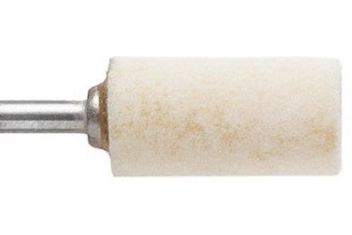 Hatho Polierbürsten, filz, 172 8 HP, Ø 8 mm, Packung 12 Stück