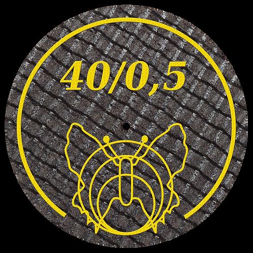 Apollo - Die Grossen 40 x 0,5mm  (Pack à 10St.)