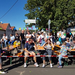 Traumhafter 1. Dorflauf in Eichelsdorf