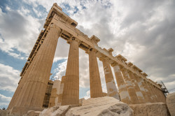 Akropolis in Athens / Greece