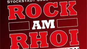 Rock am Rhoi, wir kommen!