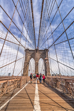 Brooklyn Bridge / NYC