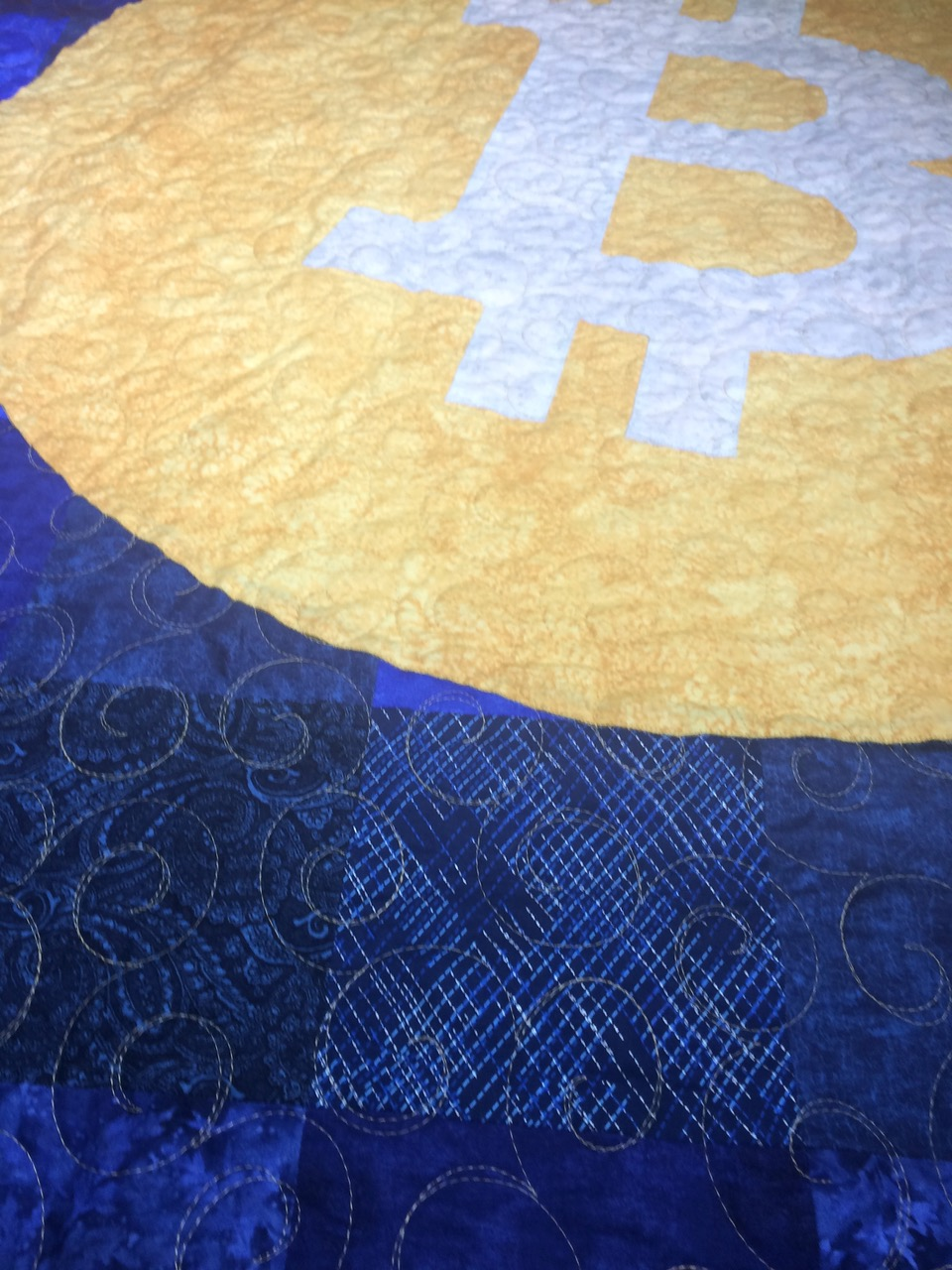 Bitcoin 2020 quilting pt.2