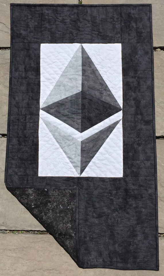Photo 2 - Ethereum Quilt