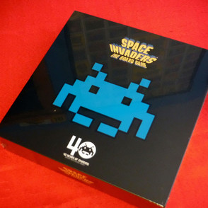 Space Invaders  Board Game