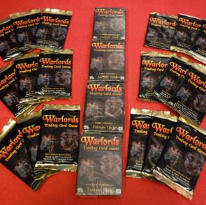 Warlords III Trading Card Game