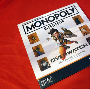 Monopoly Gamer - Overwatch