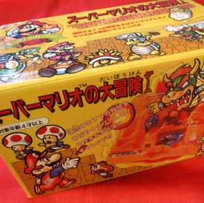 Super Mario - Super Mario's Adventure Challenge