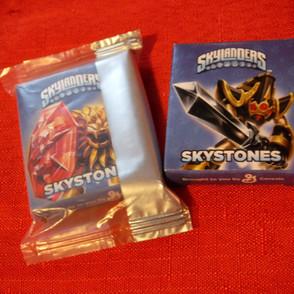 Premiums - General Mills - Skylanders Skystones