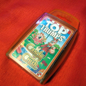 Top Trumps - Candy Crush