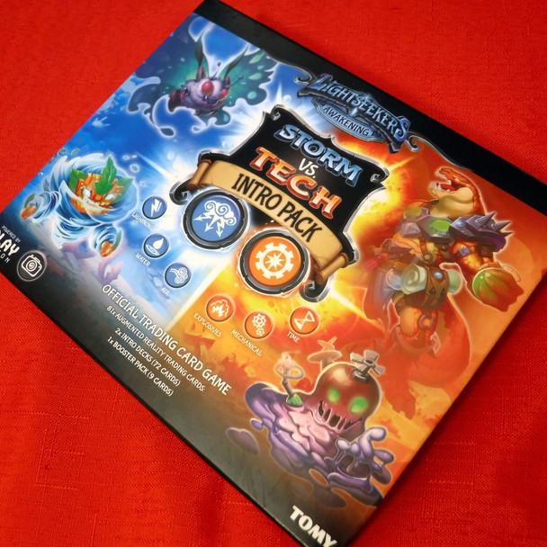 Lightseekers Awakening TCG: Storm vs. Tech Intro Pack