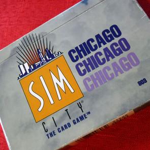 Sim City Card Game