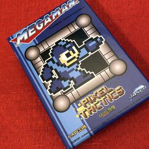 Megaman - Pixel Tactics Blue