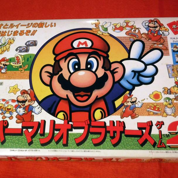 Super Mario - Super Mario Bros. 2