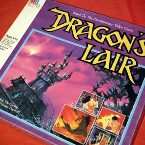 Milton Bradley - Dragon's Lair