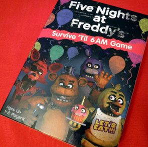Five Nights at Freddy's - Survive Until 6AM Game