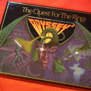 Odyssey II - The Quest for the Rings